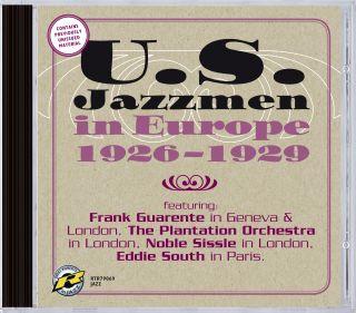 US Jazzmen in Europe 1926-1929