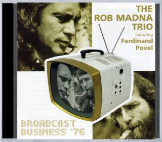 Broadcast Business 76 Feat. F.Povel