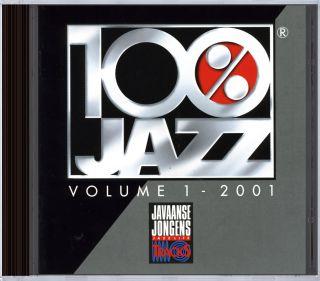 100% jazz vol.1 - 2001