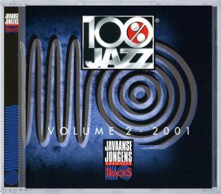 100% jazz vol.2 - various artists