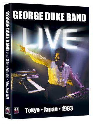 Live At The Shibuya Public Hall, Tokyo, Japan, 1983