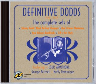 Definitive Dodds 1926 -  1927