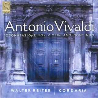 Violin Sonatas - 12 Sonatas, Op 2