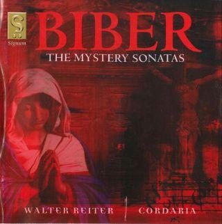The Mystery Sonatas, Sonatas 1 - 15 & Passa
