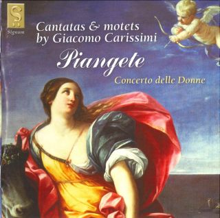 Piangete, Cantatas & Motets