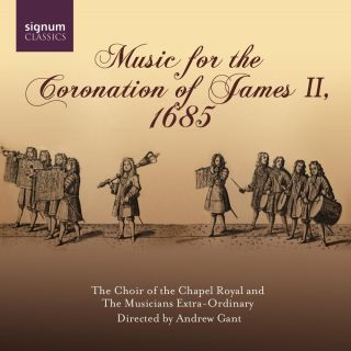 Music For The Coronation of King James II, 1685