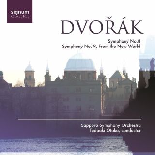 Symphony No.8 & Symphony No.9, From the New World