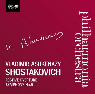 Festive Overture, Symphony No.5