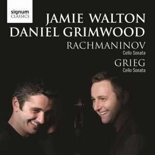 Rachmaninov & Grieg - Cello Sonatas