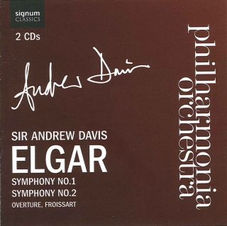 Elgar: Symphony No.1 & 2
