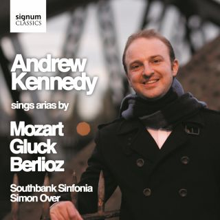Kennedy sings arias by Mozart, Gluck, Berlioz