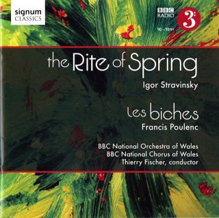 Stravinsky: Rite of Spring, Poulenc: Biches