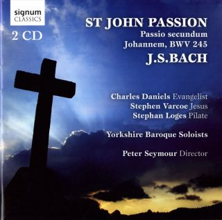 St John Passion - Passio secundum, BWV 245