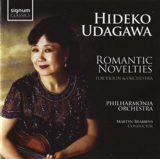 Romantic Novelties for Violin & Orchestra
