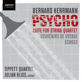 Psycho Suite for String Quartet
