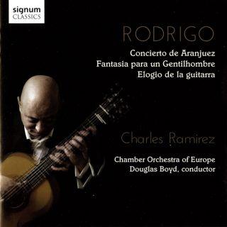 Rodrigo: Cto de Aranjuez, Fantasia para …