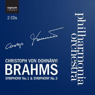 Brahms: Sy No.1 & Sy No.3