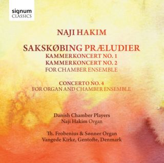 Works for Organ and Chamber Ensemble