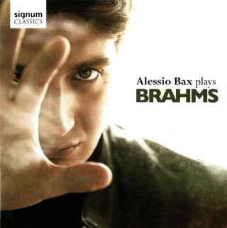 Alessio Bax plays Brahms
