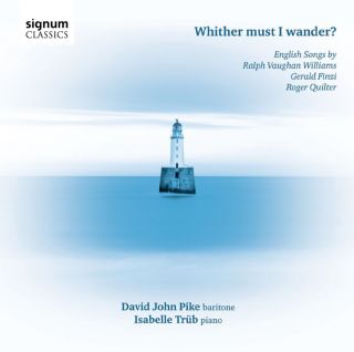 Whither must I wander? English Songs