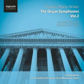 The Organ Symphonies - Vol. 2
