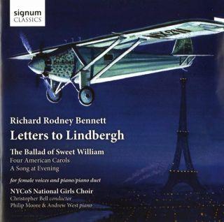 Bennett: Letters to Lindbergh
