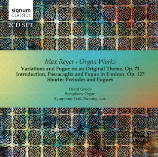 Reger: Organ Works