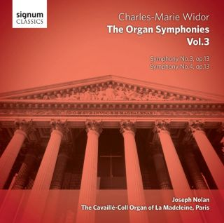 The Organ Symphonies - Vol. 3