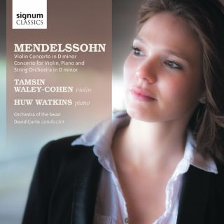Mendelssohn: Violin Concerto in D minor / Concerto for Violin, Piano and String Orchestra