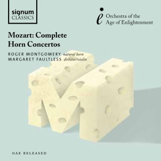 Complete Horn Concertos
