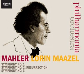 Mahler: Symphony Nos. 1, 2 & 3