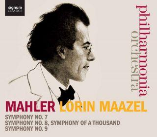 Mahler: Symphonies Nos. 7-9