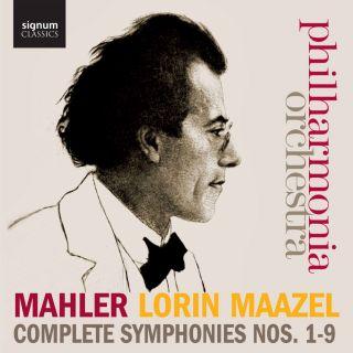 Complete Symphonies Nos. 1-9