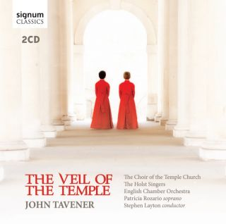 Tavener: The Veil Of The Tempel
