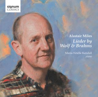Lieder by Wolf and Brahms
