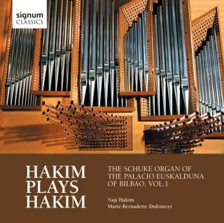 Hakim Plays Hakim: The Schuke Organ of the Palacio Euskalduna of Bilbao