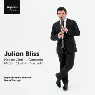 Nielsen Clarinet Concerto / Mozart Clarinet Concerto