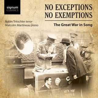 No Exceptions No Exemptions - A Musical Dedication