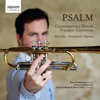PSALM - Contemporary British Trumpet Concertos