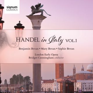 Handel in Italy Vol. 1