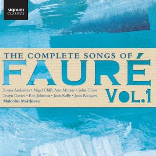 The Complete Songs of Fauré, Vol. 1