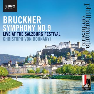 Symphony No. 9, Live at the Salzburg Festival
