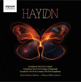 HAYDN Symphonies Nos. 52, 53 & 59