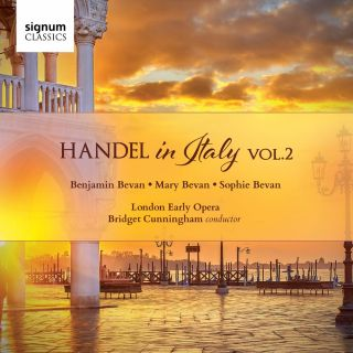 Handel in Italy, Vol. 2