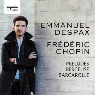 Preludes, Berceuse, Barcarolle