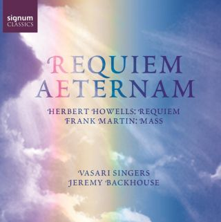 Requiem Aeternam: Howells, Requiem & Motet / Marti