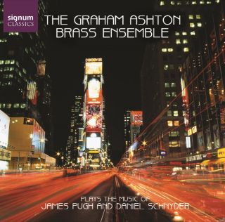 The Graham Ashton Brass Ensemble plays The Music o
