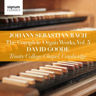Bach: The Complete Organ Works Vol. 5