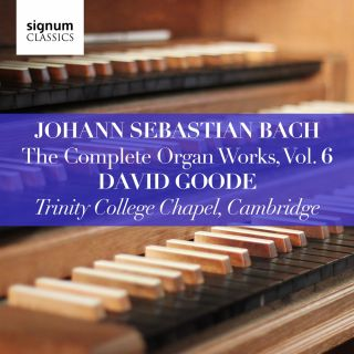 Bach: The Complete Organ Works Vol. 6