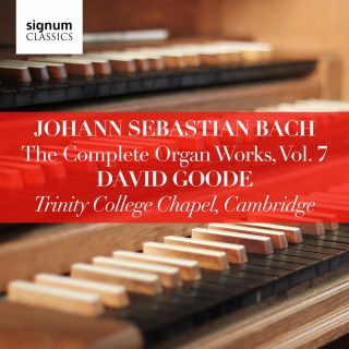 J.S. Bach: The Complete Organ Works, Vol. 7